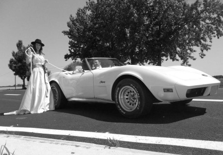 Location chevrolet corvette 1974 blanc 1974 blanc montauban - Location voiture montauban ...