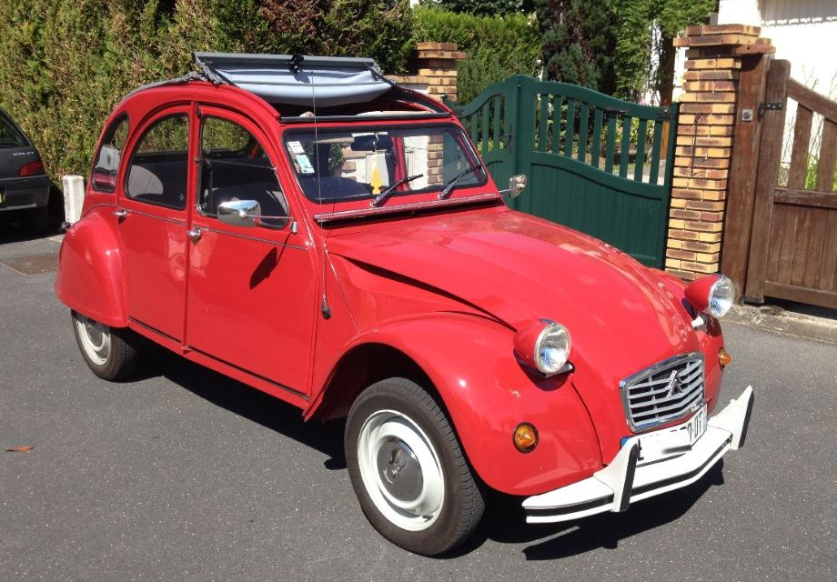 location citro u00ebn 2cv 6 1982 rouge de castille 1982 rouge