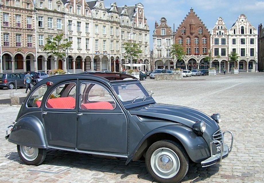 location citro u00ebn 2cv azam luxe 1965 1965 gris bousbecque