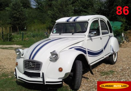 location citro n 2cv france 3 1984 blanc 1984 blanc poitiers. Black Bedroom Furniture Sets. Home Design Ideas