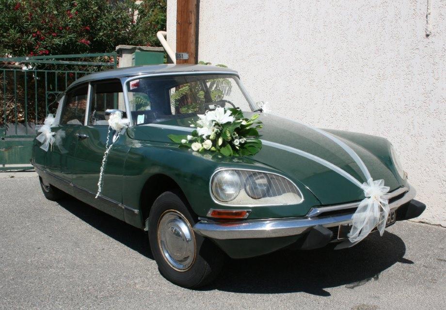 Location citro n ds 20 1969 vert gris 1969 vert gris la for Garage citroen la seyne sur mer