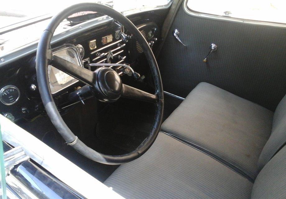 location citro u00ebn traction 11b 1952 noir 1952 noir villeurbanne