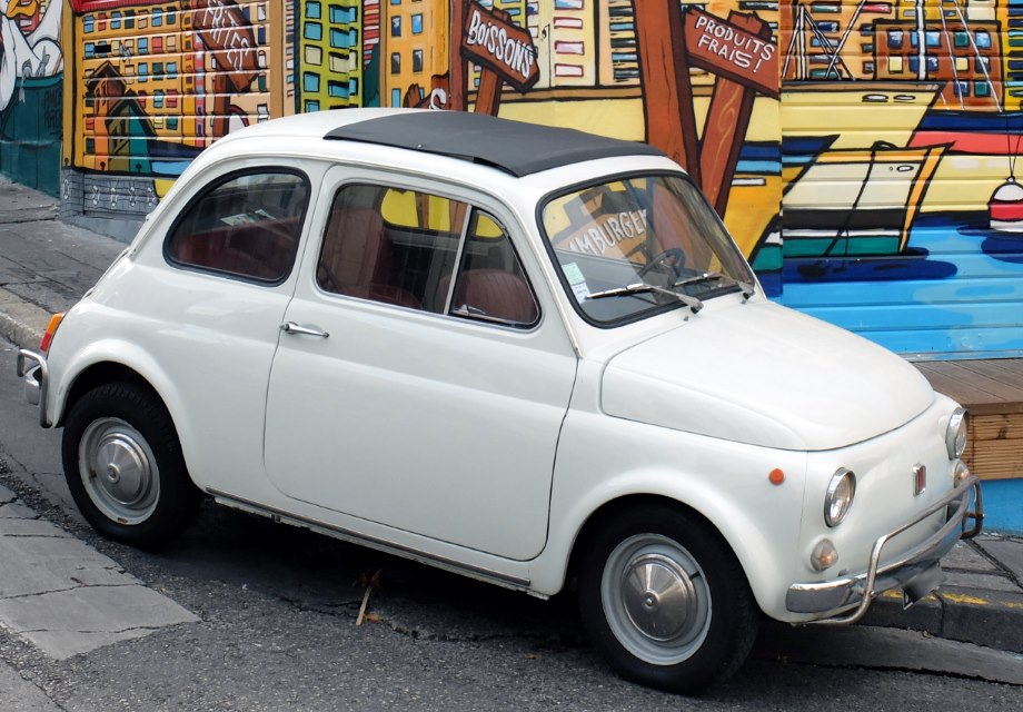 Location fiat 500 l 1971 blanc 1971 blanc marseille for Garage fiat marseille 13008
