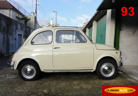 location fiat 500l 1969 beige 1969 beige saint ouen. Black Bedroom Furniture Sets. Home Design Ideas