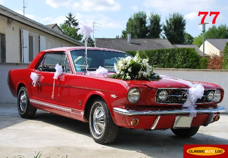 location ford mustang 1966 rouge 1966 rouge othis. Black Bedroom Furniture Sets. Home Design Ideas