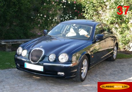 location jaguar s type v8 4 l 2001 vert anglais 2001 vert anglais tours. Black Bedroom Furniture Sets. Home Design Ideas