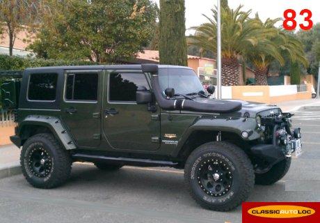 location jeep wrangler jk 2009 kaki et noir 2009 vert kaki et noir la valette du var. Black Bedroom Furniture Sets. Home Design Ideas