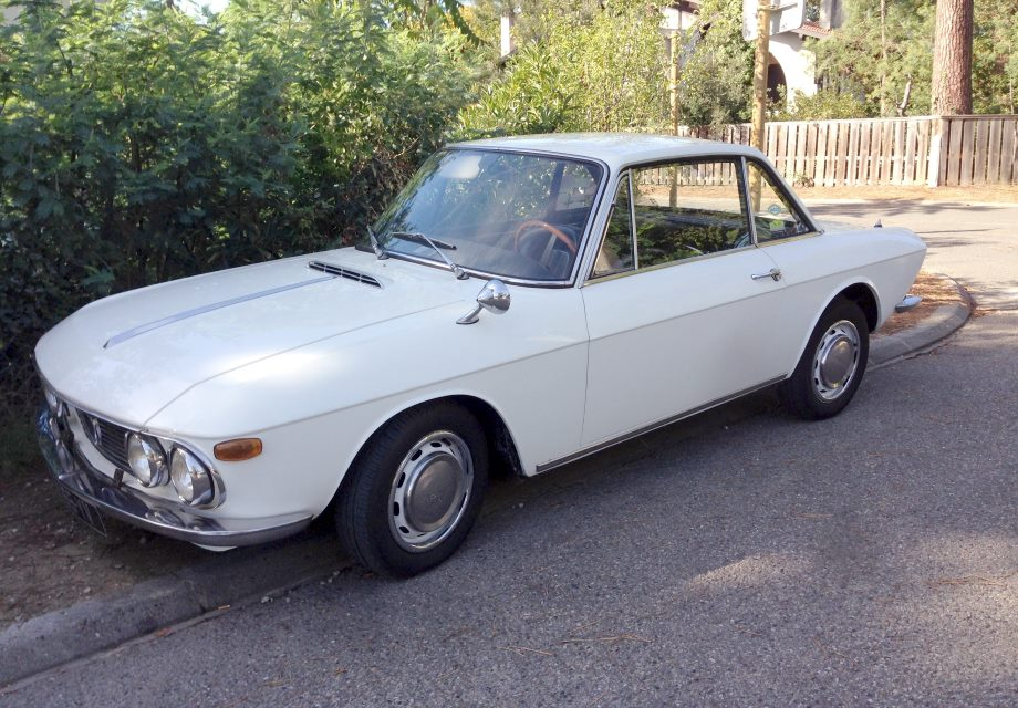 location lancia fulvia 1300 serie 1 1969 blanc 1969 blanc. Black Bedroom Furniture Sets. Home Design Ideas