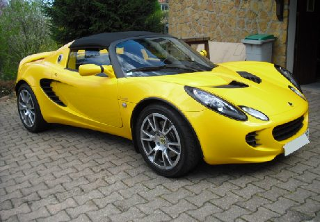 location lotus elise sc 2008 jaune 2008 jaune lyon. Black Bedroom Furniture Sets. Home Design Ideas
