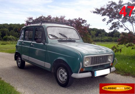 location renault 4 gtl 1978 verte 1978 verte villeneuve sur lot. Black Bedroom Furniture Sets. Home Design Ideas