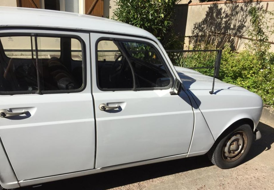 Location renault 4l 1987 blanche 1987 blanche issy les moulineaux - Garage renault issy les moulineaux ...