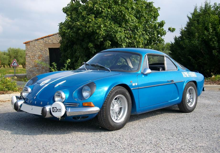 location renault alpine a110 1971 1971 bleue draguignan. Black Bedroom Furniture Sets. Home Design Ideas