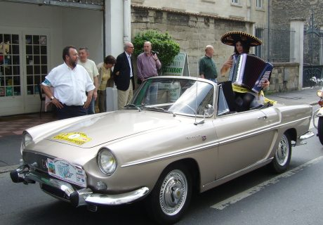 Location RENAULT FLORIDE S 1963 CHAMPAGNE 1963 CHAMPAGNE HERBLAY