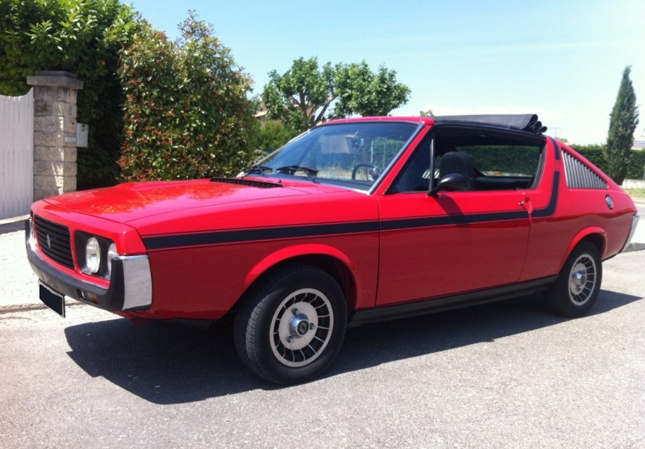 Location renault r17ts 1977 rouge 1977 rouge cavaillon - Garage renault cavaillon ...