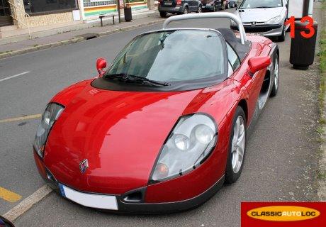 Location renault spider 1997 bordeaux 1997 bordeaux marseille for Garage renault marseille 13015