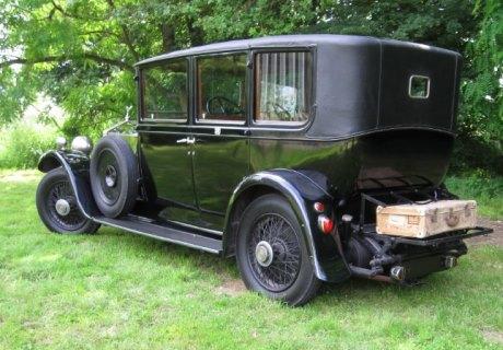 location rolls royce twenty 1929 noir 1929 noir marmande. Black Bedroom Furniture Sets. Home Design Ideas