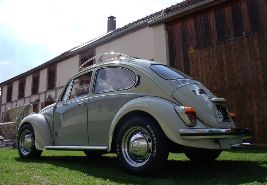 coccinelle volkswagen 1971