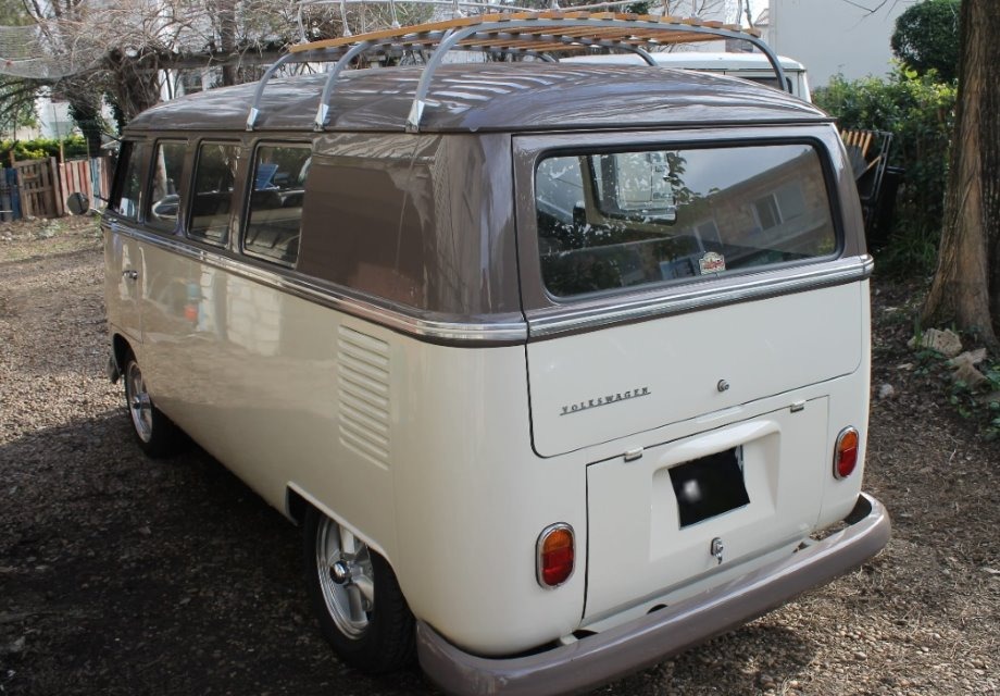 location volkswagen combi split 1965 beige gris 1965 beige. Black Bedroom Furniture Sets. Home Design Ideas