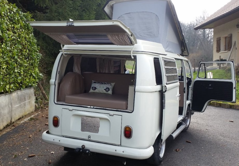 location volkswagen combi t2 1971 blanc cass 1971 beige cusy. Black Bedroom Furniture Sets. Home Design Ideas