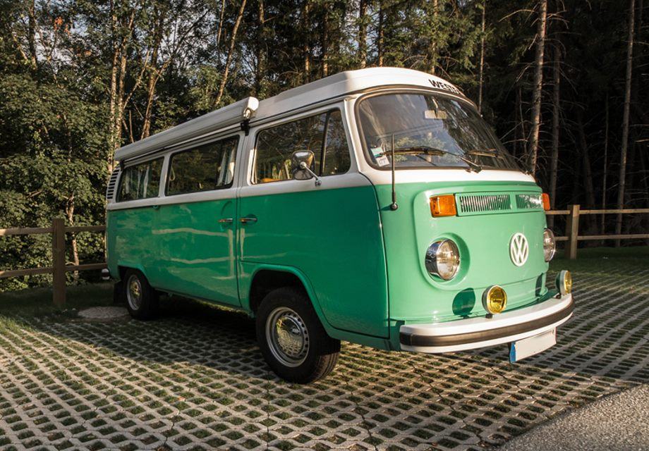 location volkswagen combi t2 1973 vert blanc 1973 vert blanc gresy sur aix. Black Bedroom Furniture Sets. Home Design Ideas