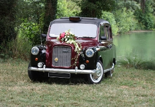 Austin fairway driver 1995 noir/bordeaux