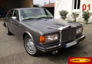 Bentley Eight 1987 Gris fonc�