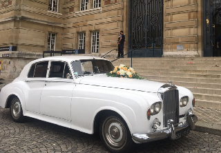 Bentley S3 1963 Gris/noir