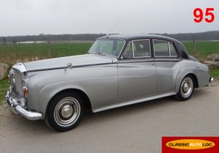 Bentley S3 1965 Gris Métal