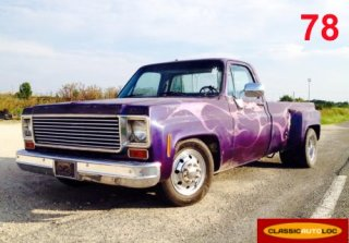 Chevrolet C30 Dually 1978 Violet