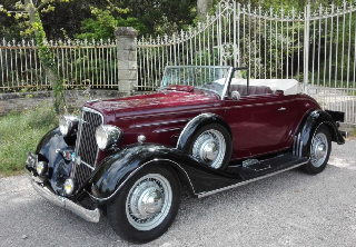 Chevrolet Master Convertible 1934