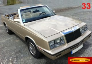Chrysler Le Baron 1981 Sable