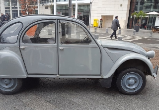 location citro n 2 chevaux 2 cv gris 2 cv gris colombes. Black Bedroom Furniture Sets. Home Design Ideas