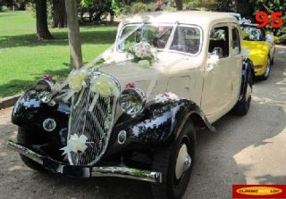 CITROEN Traction 7C 1935 BEIGE/NOIR