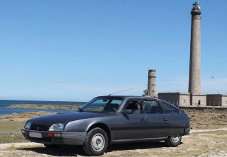 Citroën Cx25trdturbo2 1987 Gris anthracite