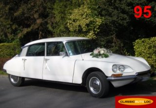 Citro�n DS Special 1970 Blanche
