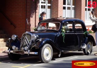 Citroen traction 11 bl 1953