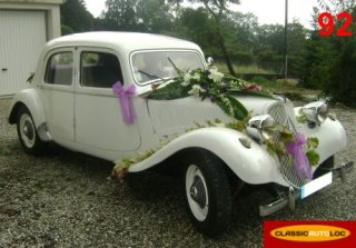 Citroen Traction 11 BL 1954 Blanche