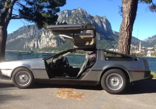 Delorean DMC-12 1982 Grise