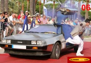 DELOREAN DMC12 1981 INOX