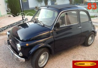 location fiat 500 l 1972 bleue 1972 bleu fr jus. Black Bedroom Furniture Sets. Home Design Ideas