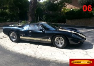 FORD GT 40 Recreation