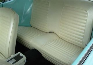 Location Ford Mustang 1965 Turquoise