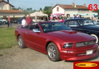 Ford USA Mustang 2005