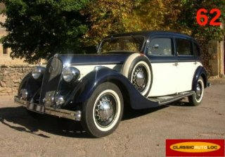 Hotchkiss Chantilly 1936 Cr�me