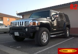 HUMMER H3 LUXURY 2007 NOIR