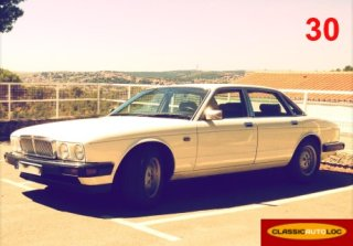 JAGUAR SOVEREIGN 1988 BLANCHE
