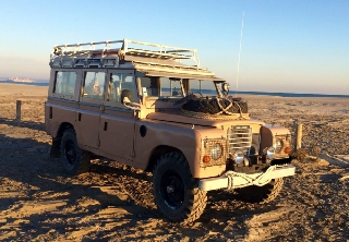 Land Rover 109 SW 1972