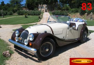 Morgan  Tourer  Ivoire et Marron