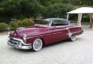 Une location de voiture d capotable de collection pour mariage for Garage ford pontivy