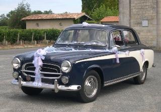 Voitures anciennes de collection pour mariage et c r monies for Garage fiat pian medoc
